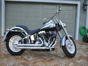 2003 Harley-davidson Softail 100th anniversary