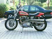 Custom Harley-davidson Xr750