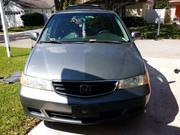 2002 HONDA 2002 - Honda Odyssey