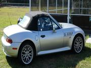 Bmw 2002 BMW Z3 3.0i Convertible 2-Door