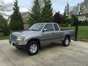 1997 Toyota T100  Extended Cab SR5 4WD Low Miles Only 127, 133