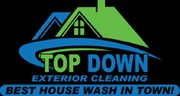 Top Down Exterior Cleaning